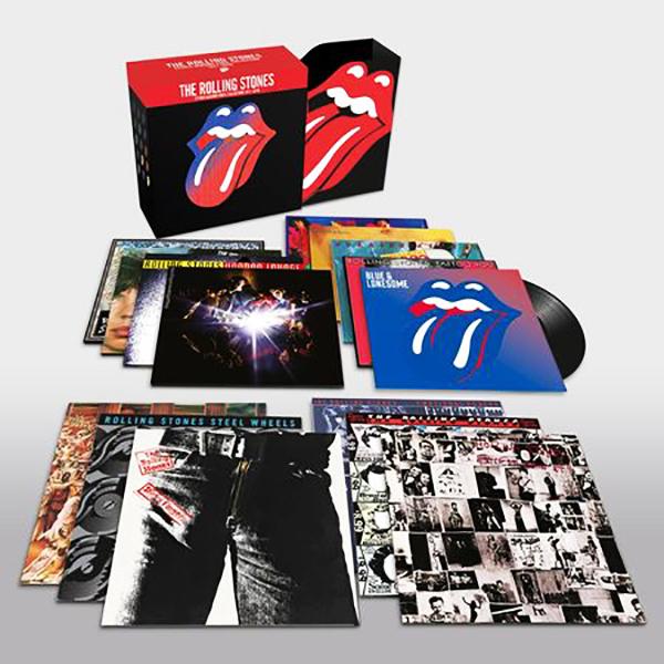 The Rolling Stones Lanzar 225 Una Edici 243 N Especial En Vinilo
