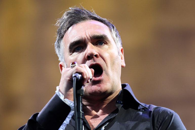 Morrissey en Chile 2018