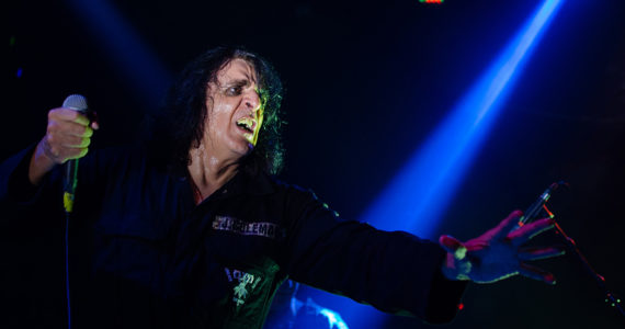 Killing Joke en Chile 2018 | Fotógrafo: Cristian Carrasco