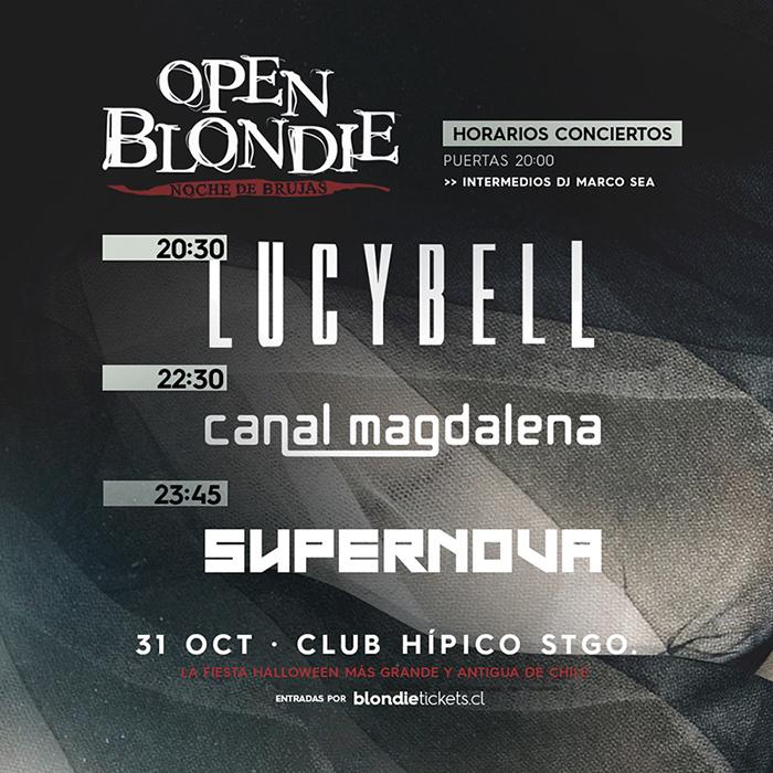 Open Blondie