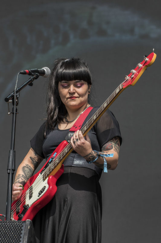 Adelaida en Lollapalooza Chile 2019 | Fotógrafo: Gabriel Cedrés